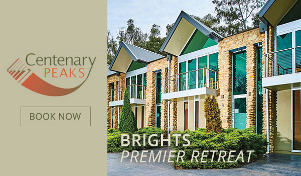 Centenary Peaks Townhouses - Bright North East Victoria